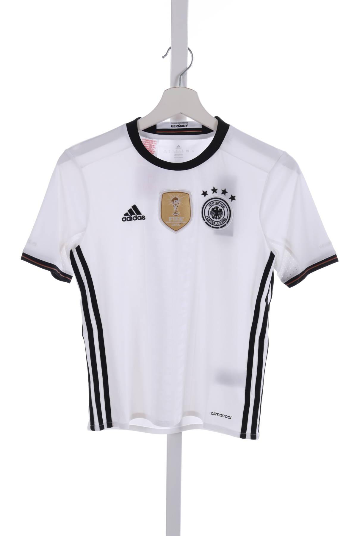 Детска футболна тениска Adidas1