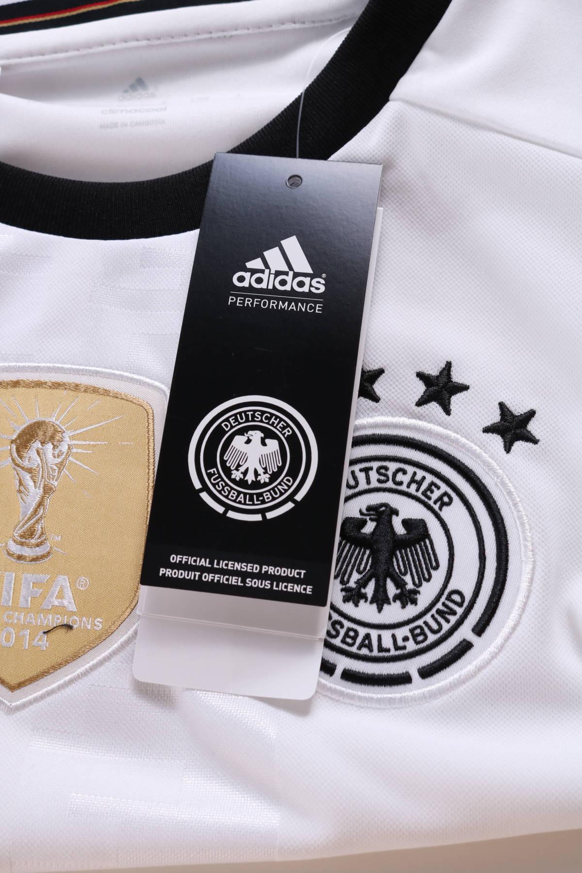 Детска футболна тениска Adidas3