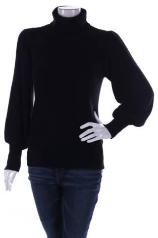 Пуловер с поло яка Dkny