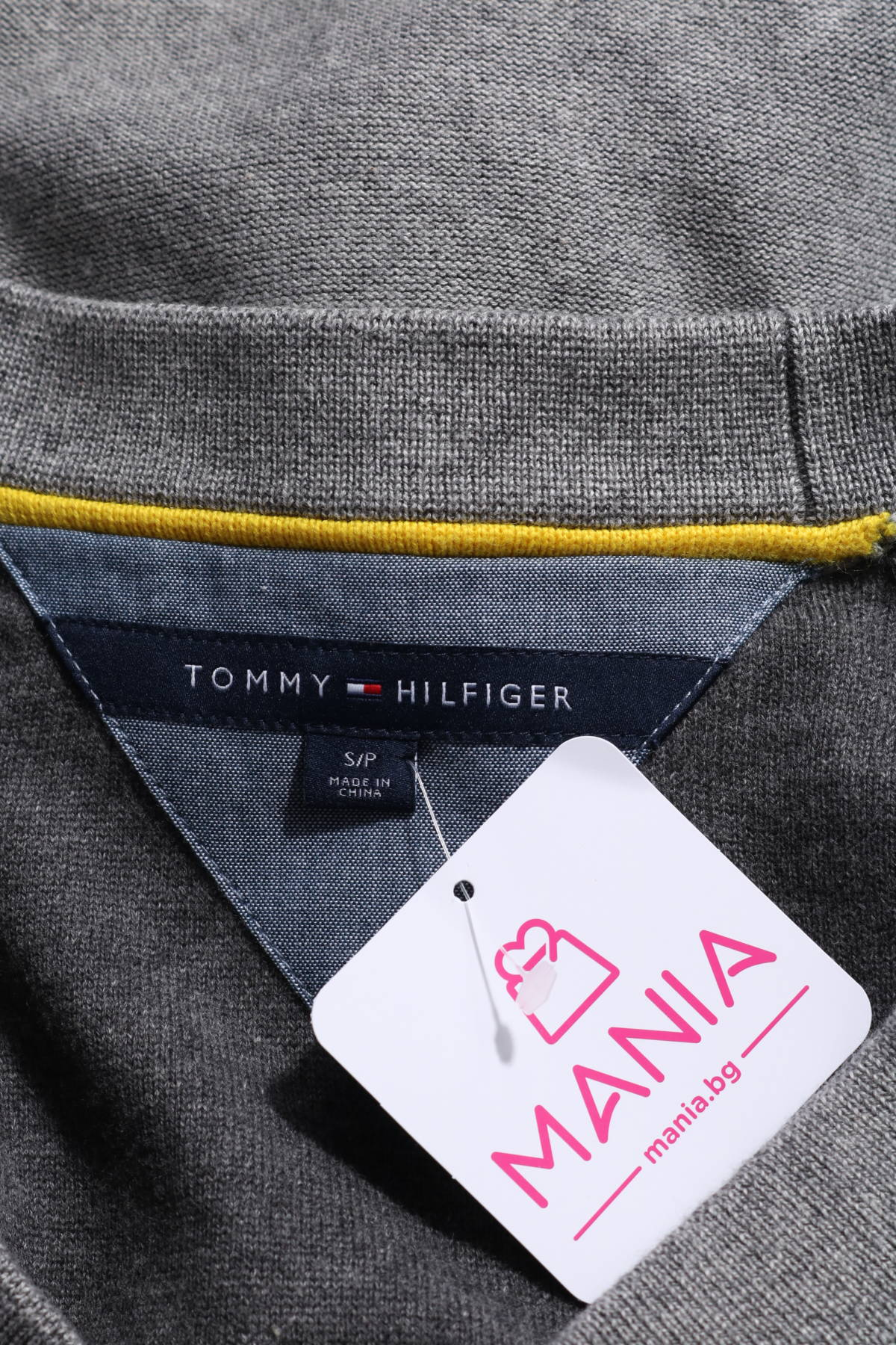 Жилетка Tommy Hilfiger3
