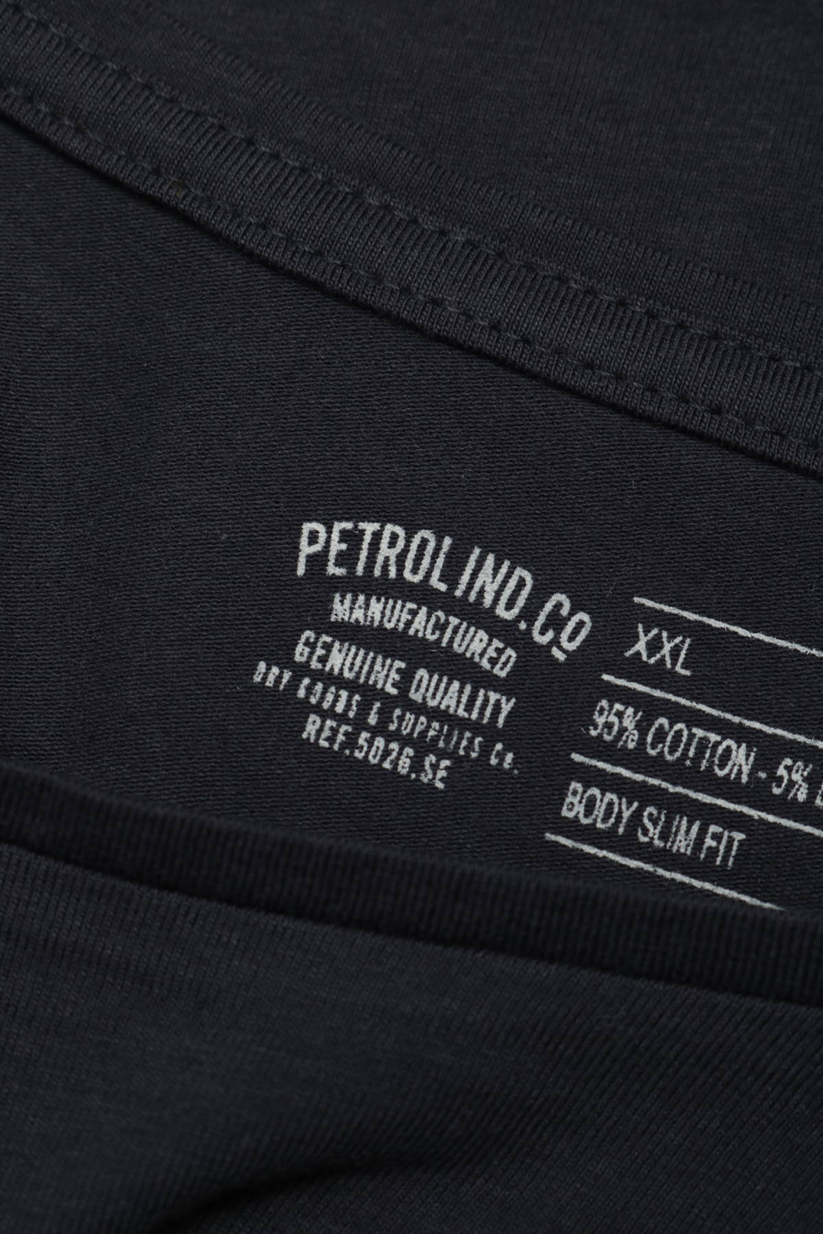 Тениска Petrol Industries3