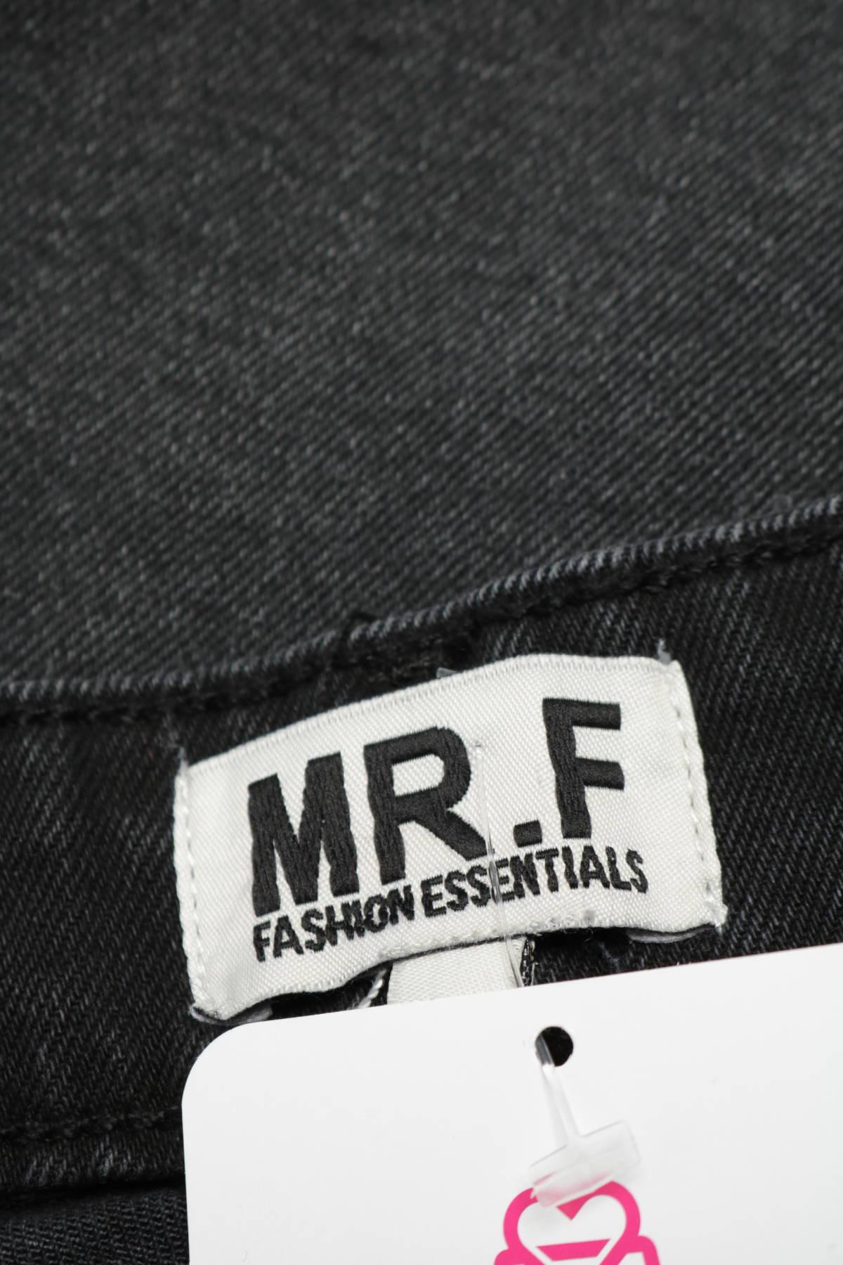 Къси панталони MR.F3