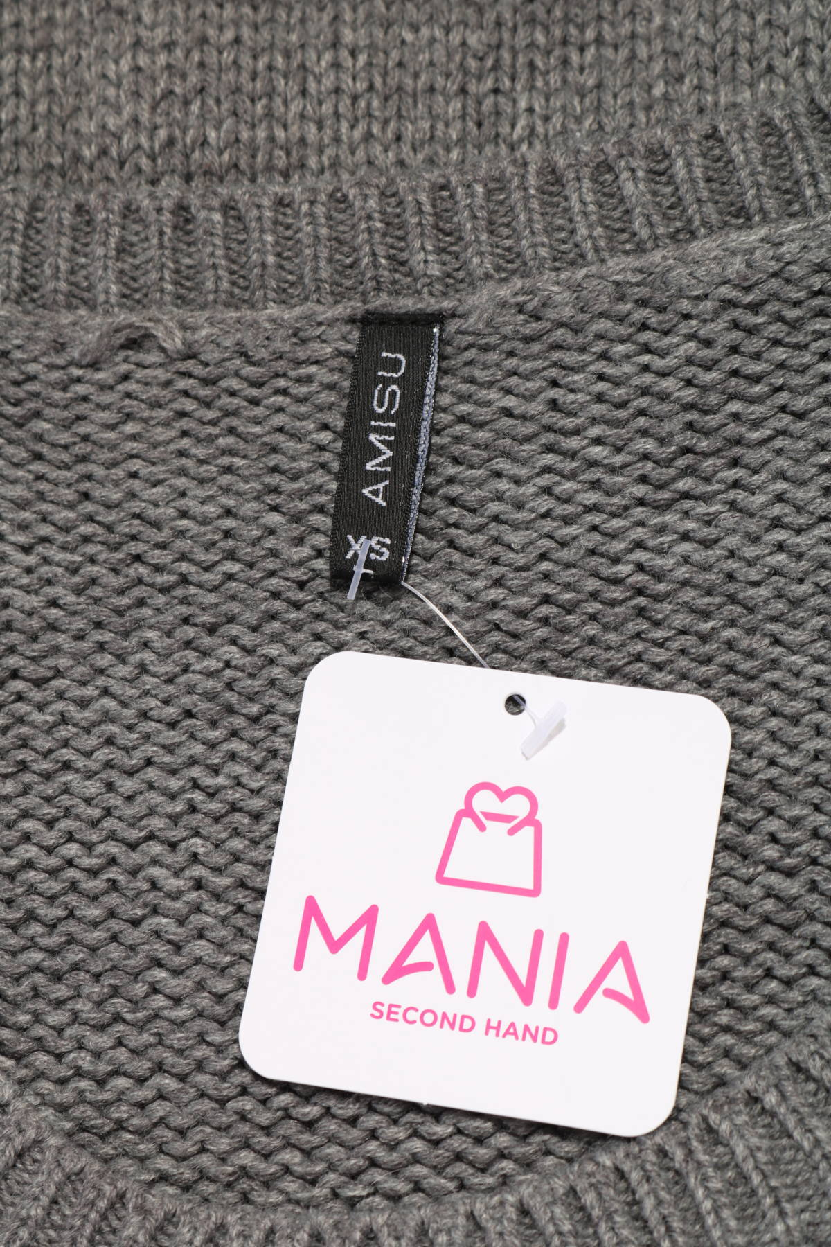 Пуловер AMISU3