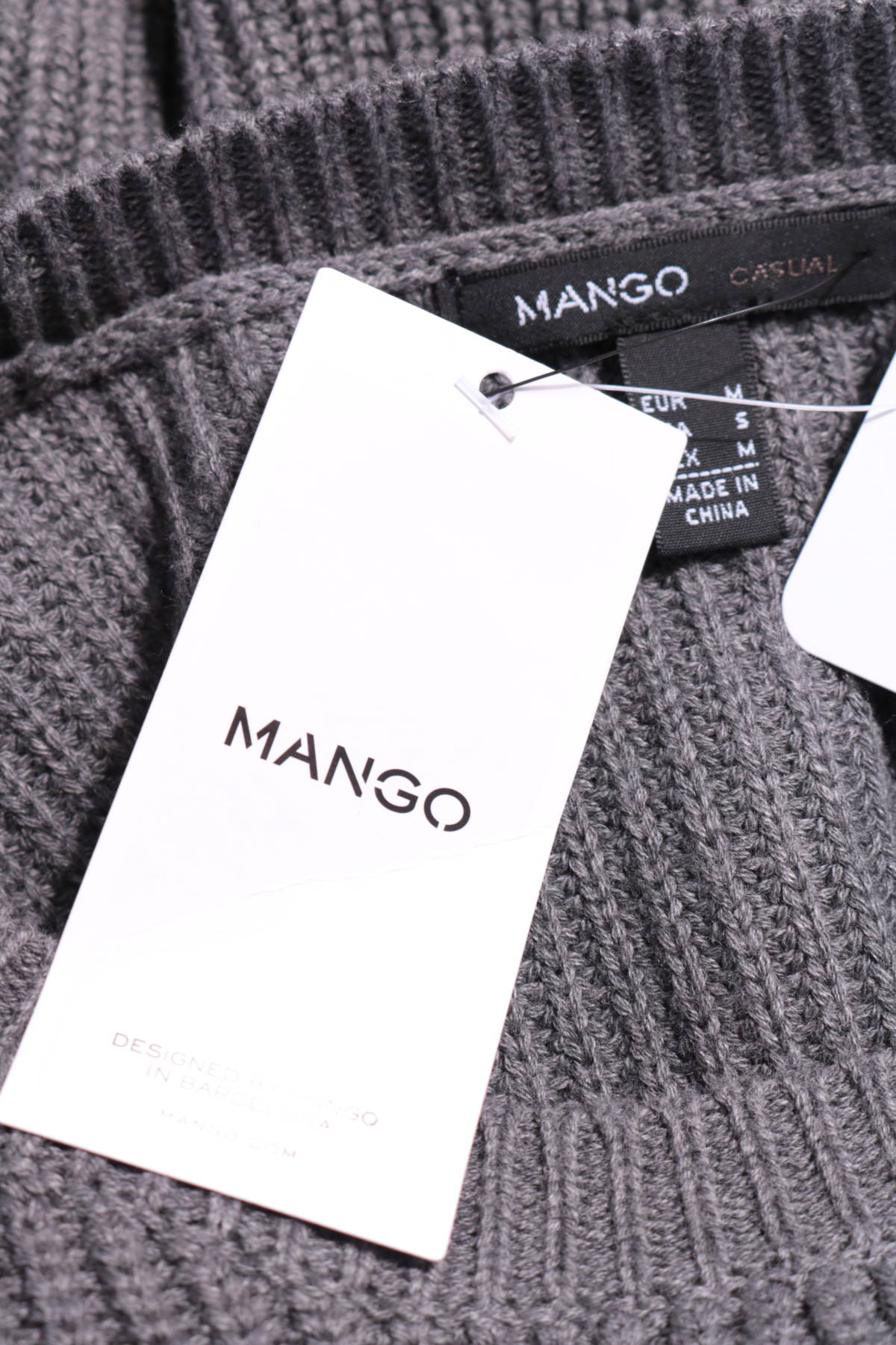 Пуловер Mango3
