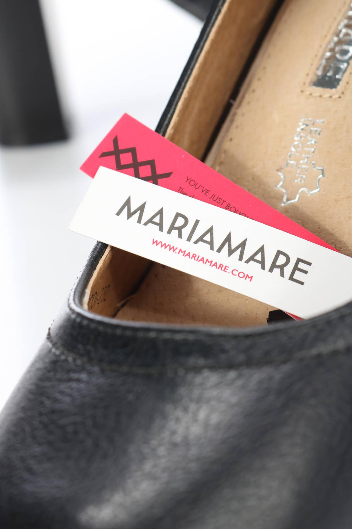 Обувки на ток Mariamare4