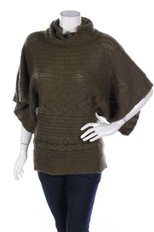 Пуловер с поло яка MONNARI