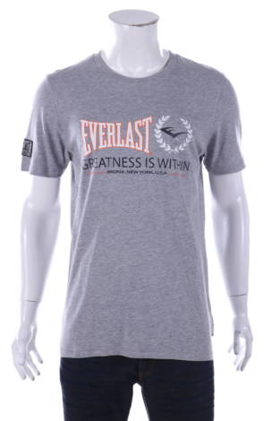 Тениска с щампа Everlast