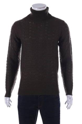 Пуловер с поло яка BEST MOUNTAIN
