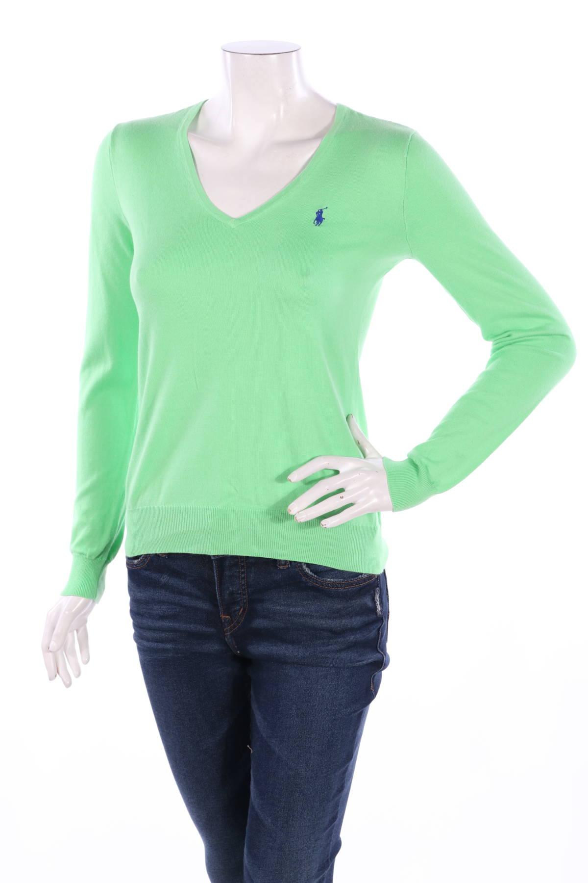 Пуловер Ralph Lauren Sport1