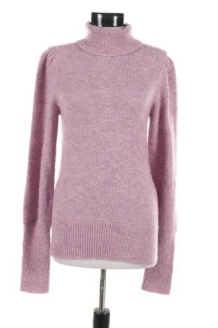 Пуловер с поло яка DENHAM