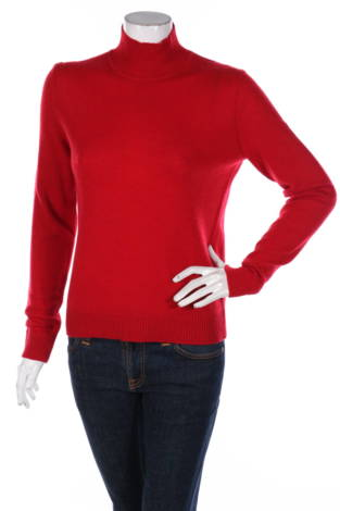 Пуловер с поло яка Theory