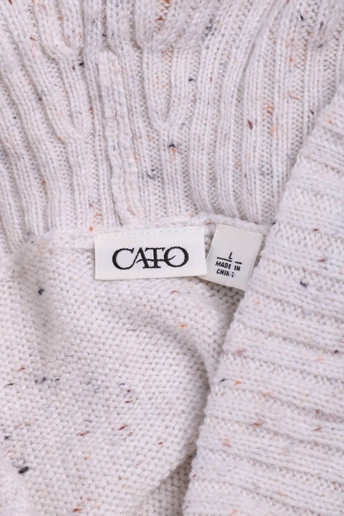 Пуловер CATO3