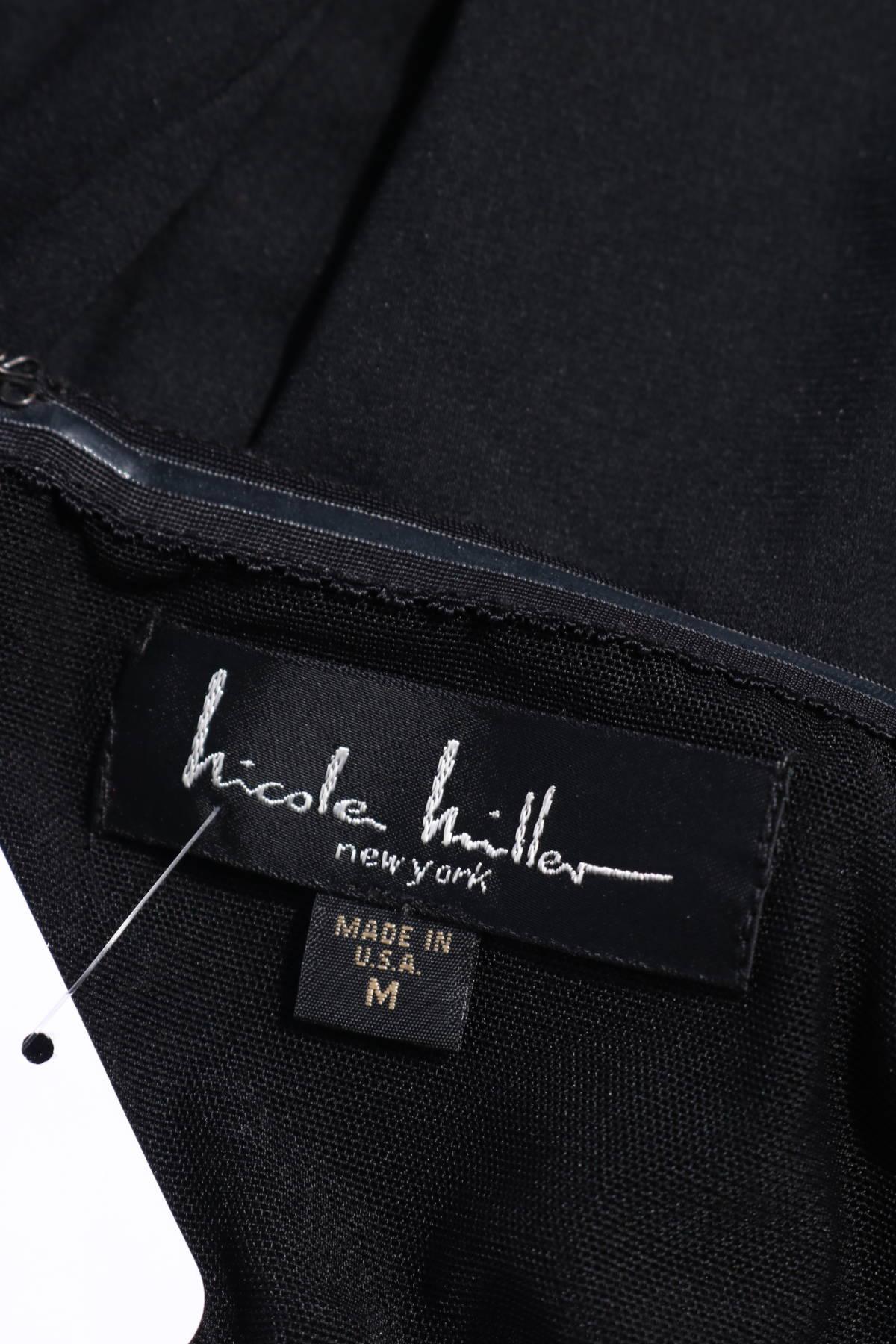 Официална рокля NICOLE MILLER3