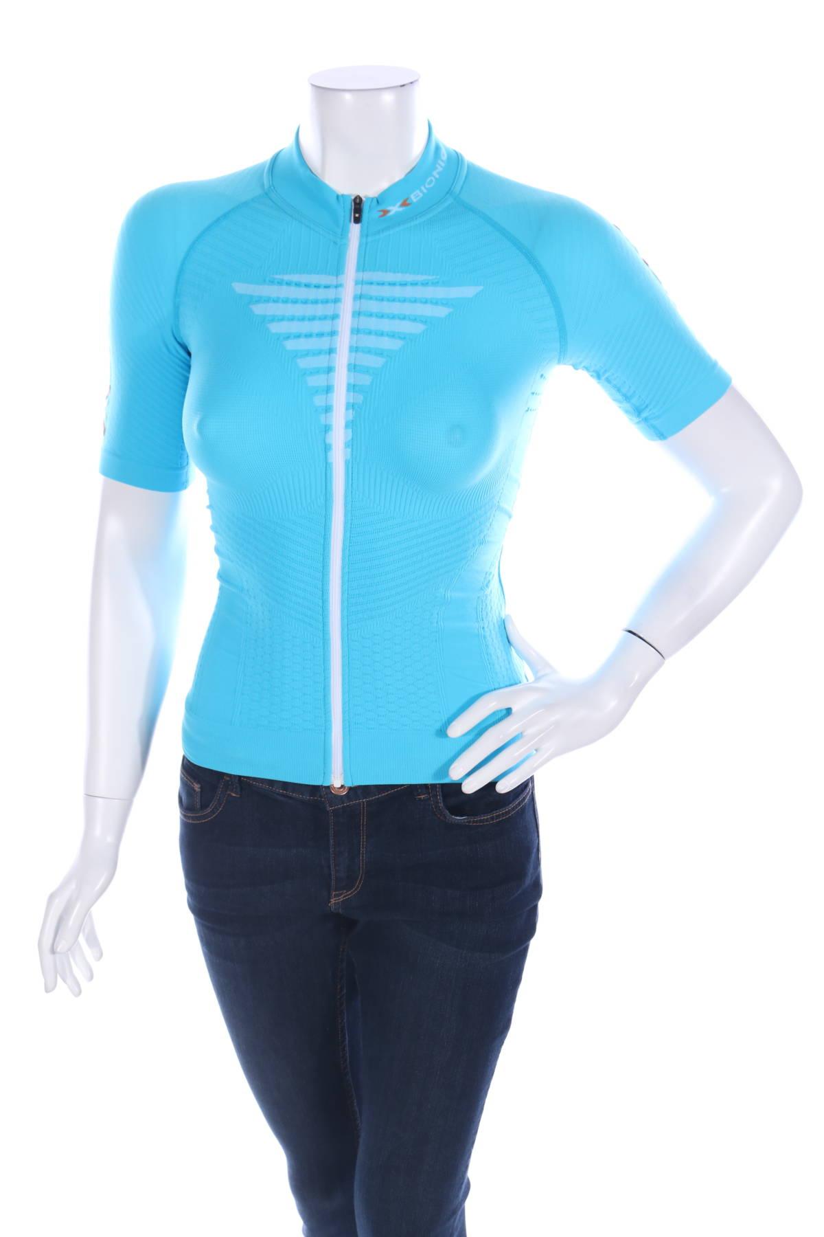 Вело тениска X-Bionic1