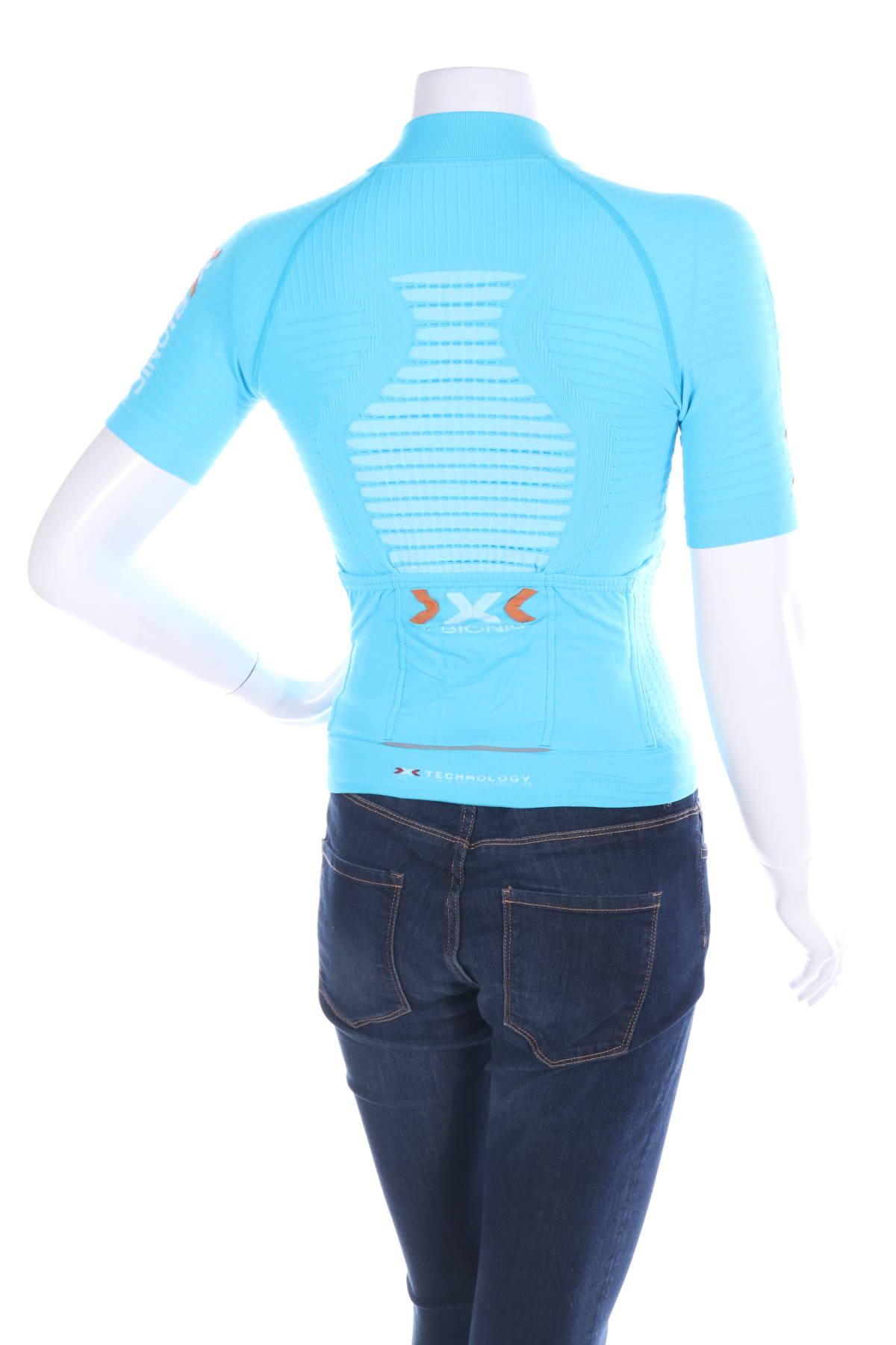 Вело тениска X-Bionic2