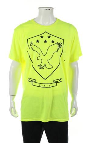 Тениска с щампа American Eagle