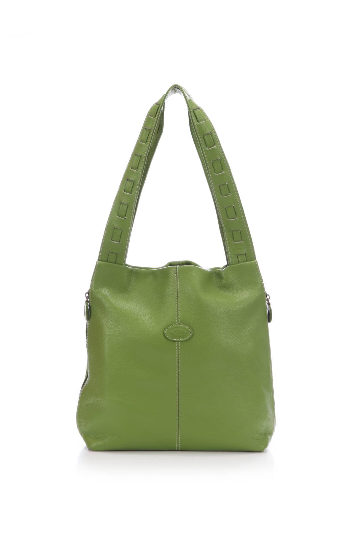 Кожена чанта Tod's1
