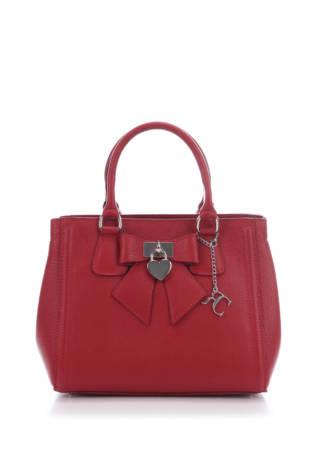 Кожена чанта Renata Corsi