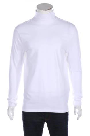 Блуза с поло яка Only&Sons
