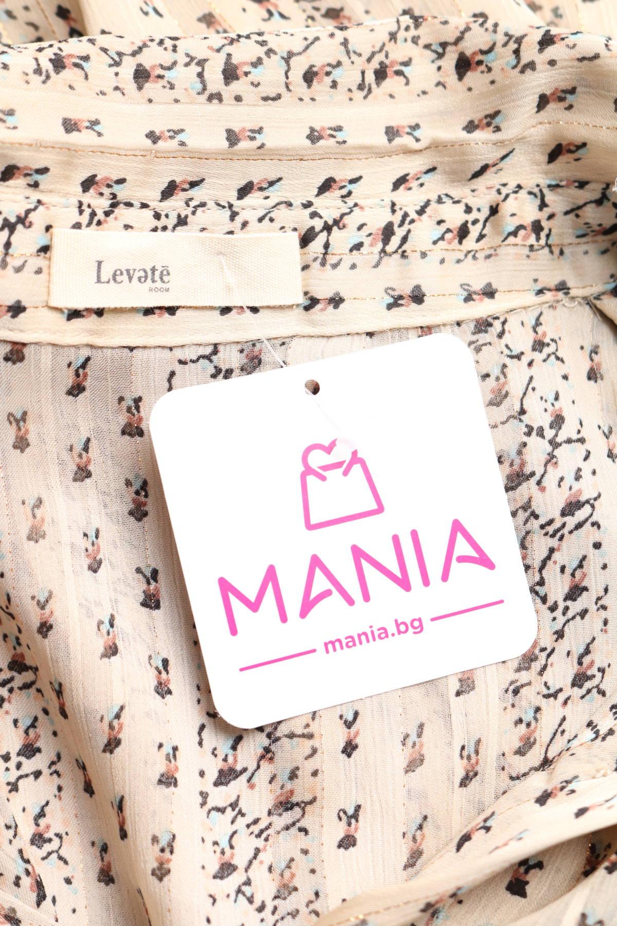 Риза LEVETE ROOM3