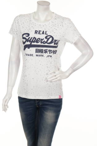 Тениска с щампа SUPERDRY