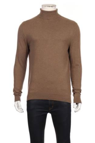 Пуловер с поло яка SELECTED HOMME