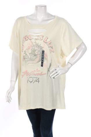 Тениска с щампа Torrid