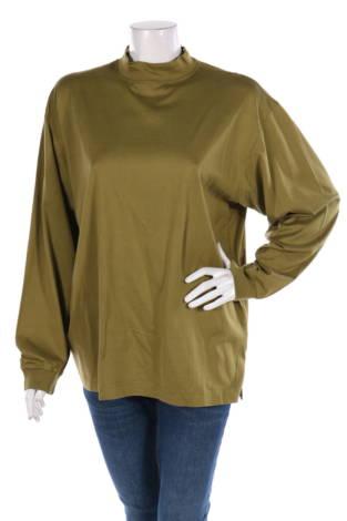 Блуза с поло яка DEVON HARRIS