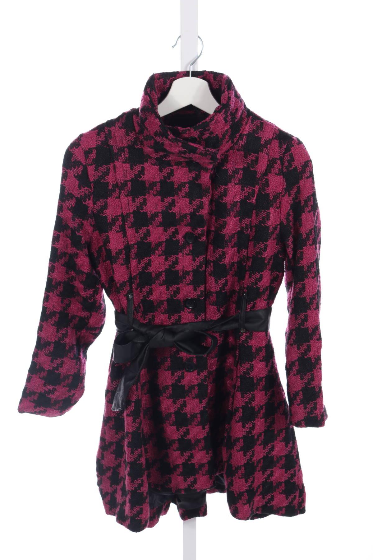 Детско пролетно-есенно палто Yoki1