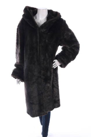 Палто с косъм Estelle