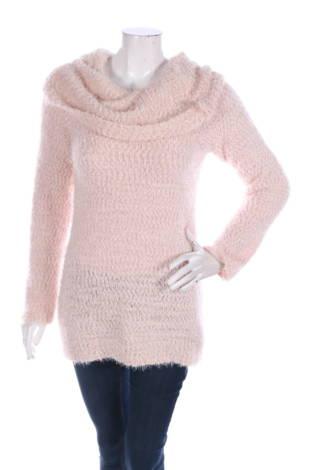 Пуловер с поло яка LAUREN CONRAD