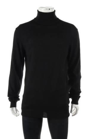 Пуловер с поло яка Casual friday