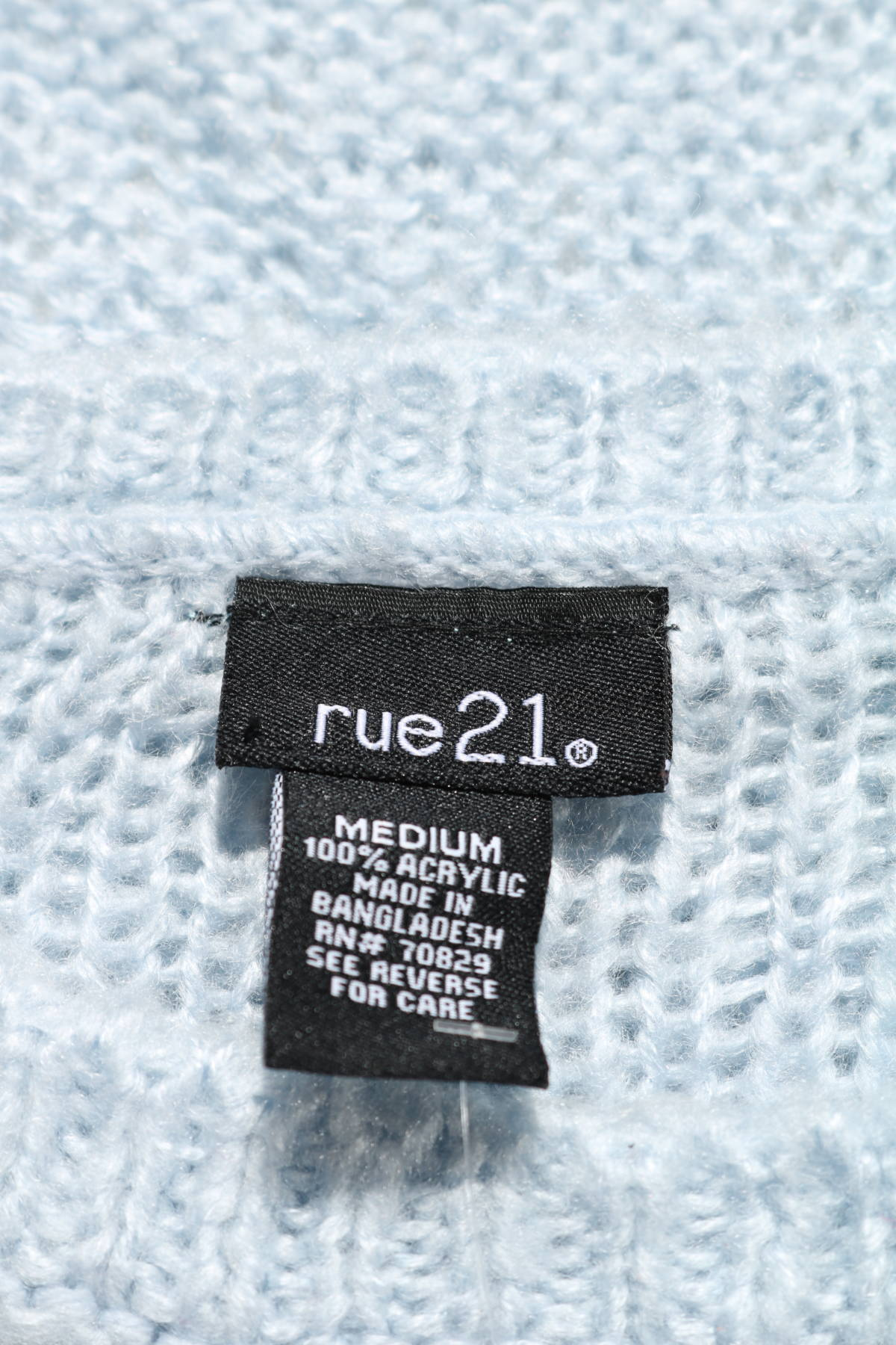 Пуловер RUE 213