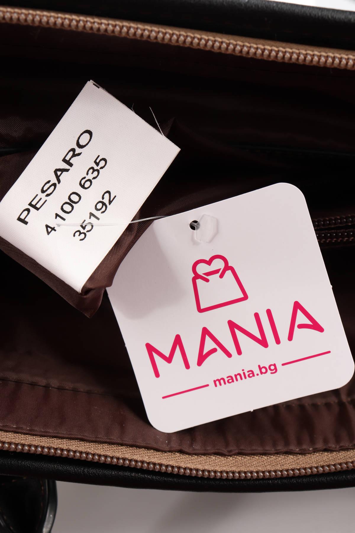 Кожена чанта PESARO4