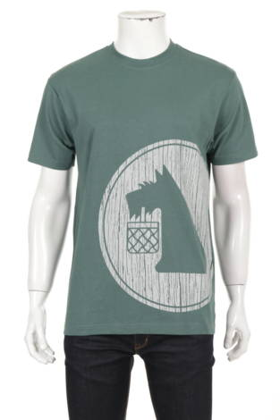 Тениска с щампа NETTO