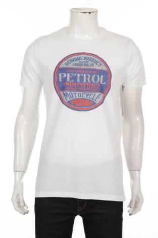 Тениска с щампа PETROL INDUSTRIES