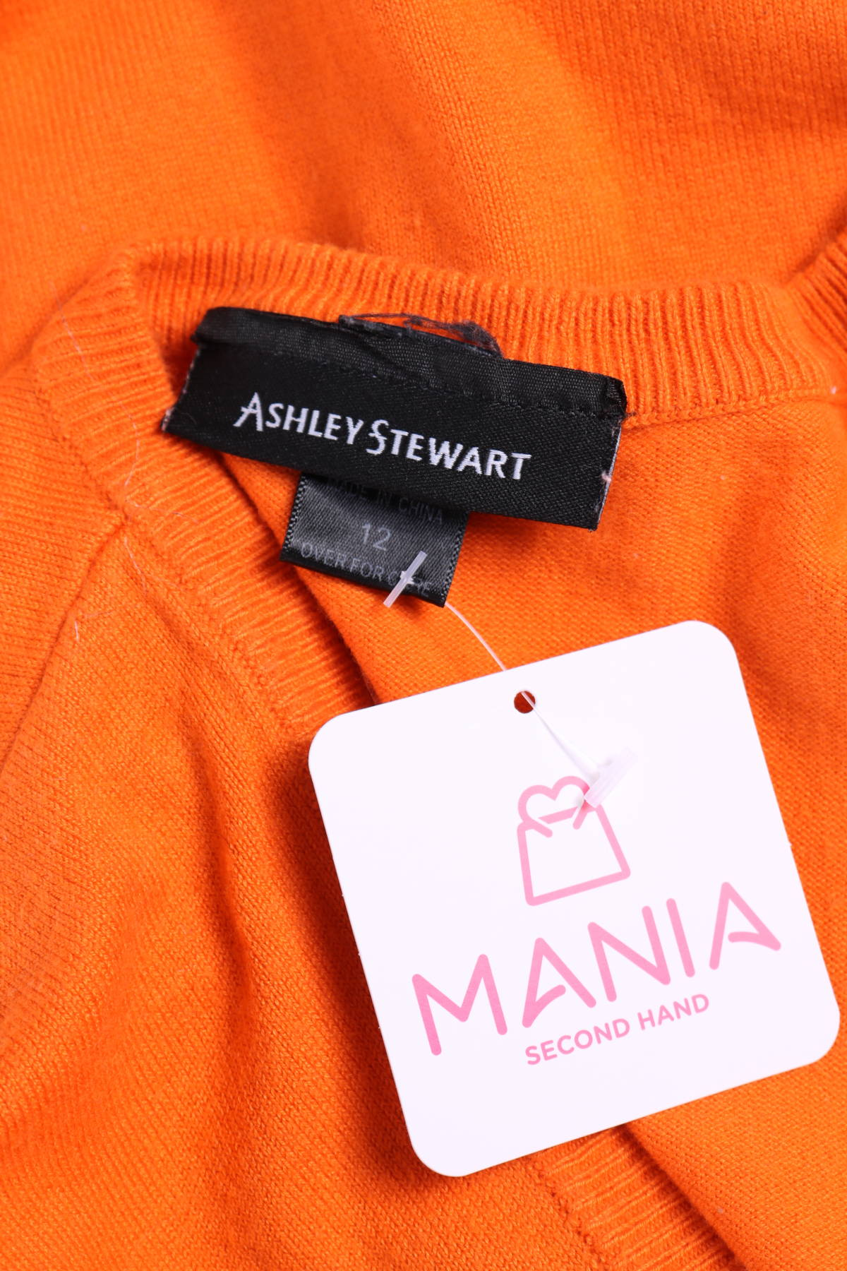 Пуловер ASHLEY STEWART3