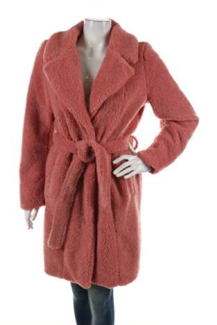 Палто с косъм Vero Moda