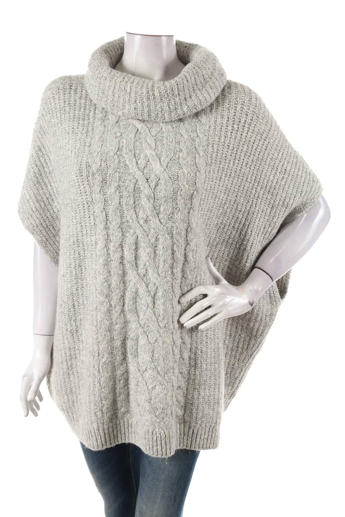 Пуловер с поло яка Tommy Hilfiger1