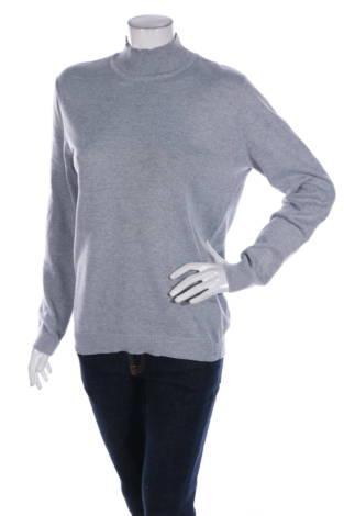 Пуловер с поло яка REVERSE
