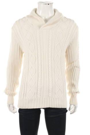 Пуловер с поло яка BATISTINI
