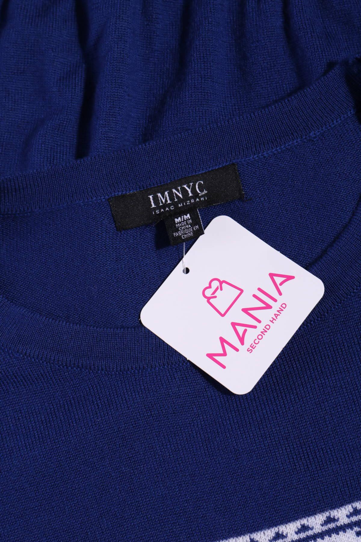 Пуловер Isaac Mizrahi3