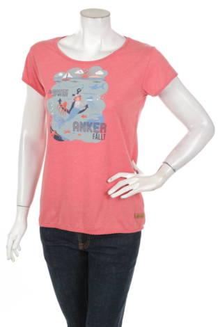 Тениска с щампа DERBE
