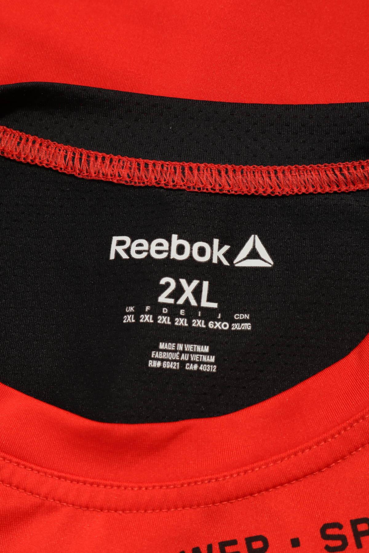 Тениска Reebok3