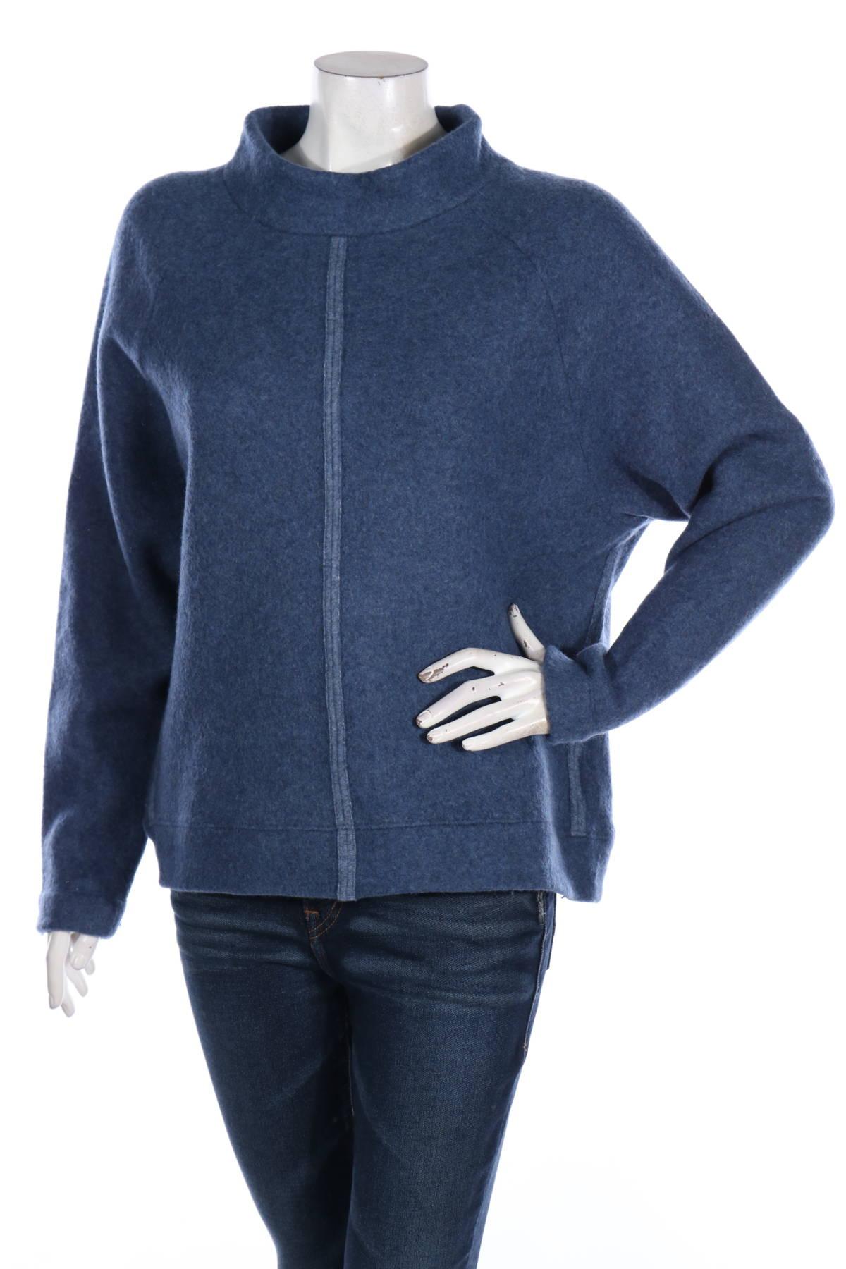 Пуловер с поло яка Marc O`polo1