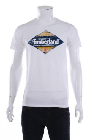 Тениска с щампа Timberland