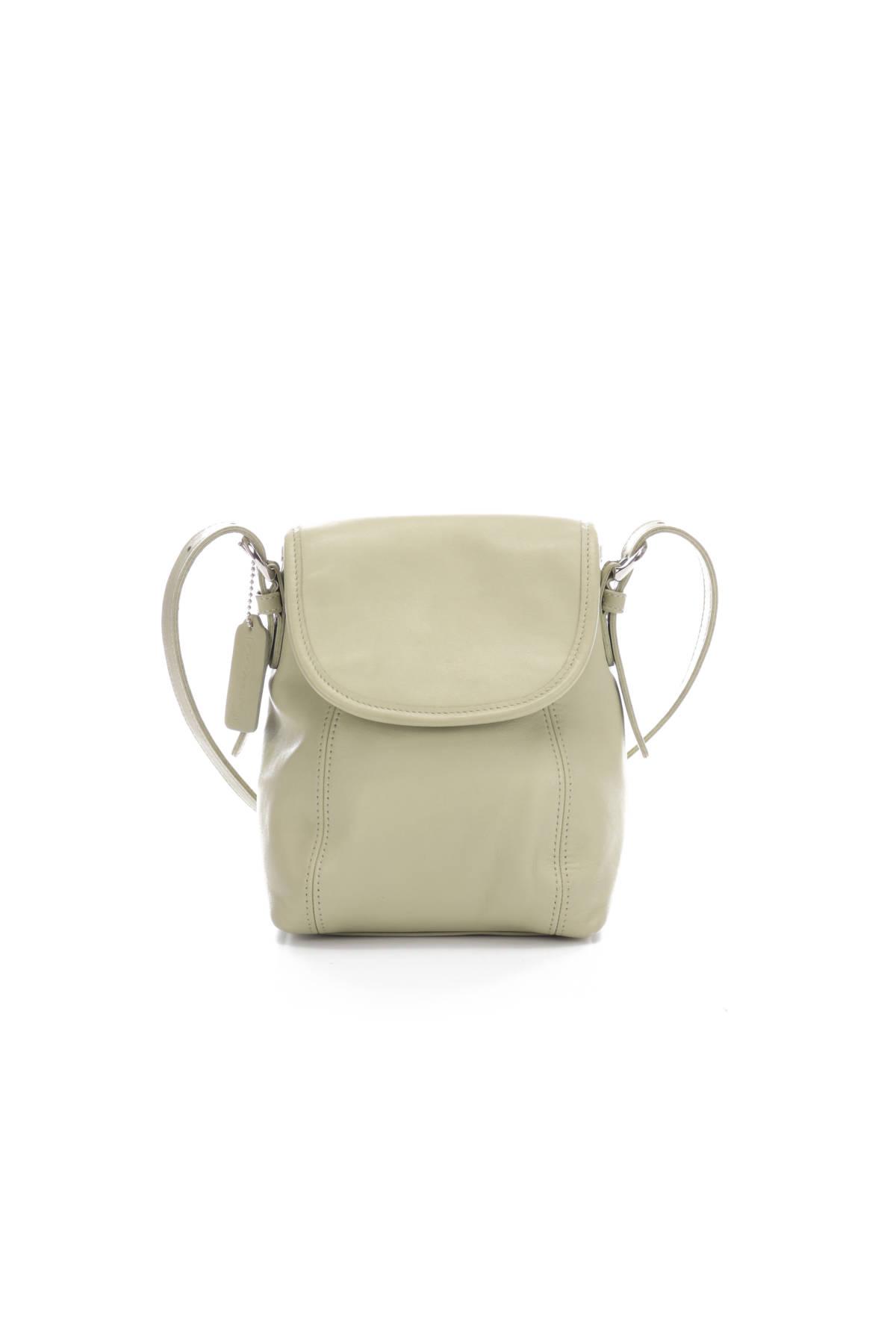 Кожена чанта Coach1