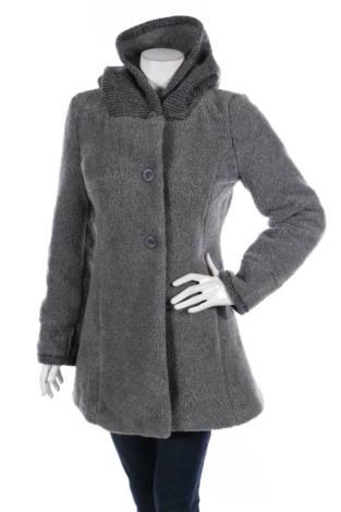 Палто с косъм LOLA