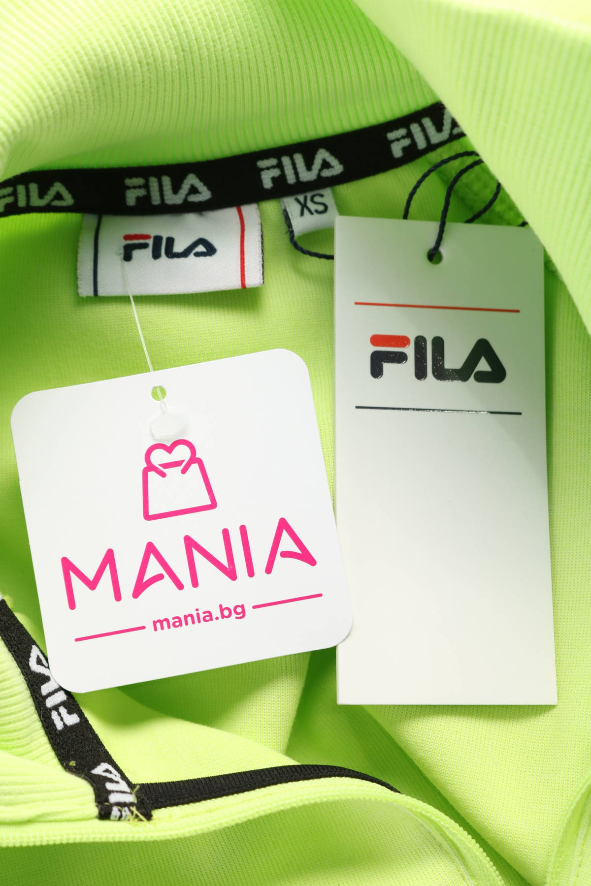 Спортна блуза Fila3
