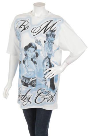 Тениска с щампа JADED